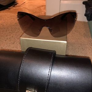 Versace Accessories - New, Authentic Women's Versace Sunglasses